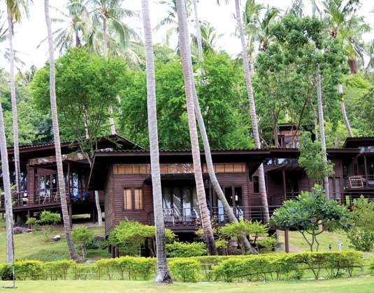 Haad Tien Beach Resort - Hideaway Villas Exterior