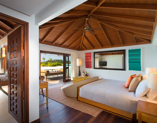 Anantara Veli Resort & Spa - Over Water Bungalow