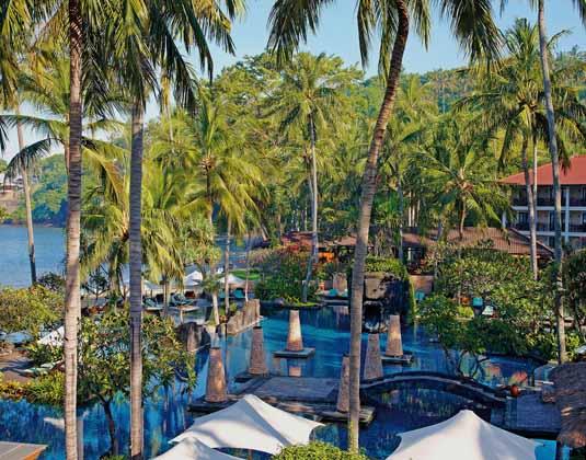 Sheraton Senggigi Beach - Pool