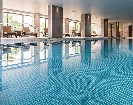 St Pierre Park - Indoor Pool