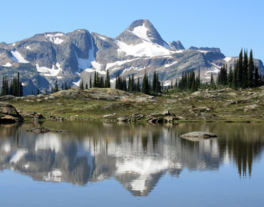 Mount Fosthall, Monashee Provincial Park