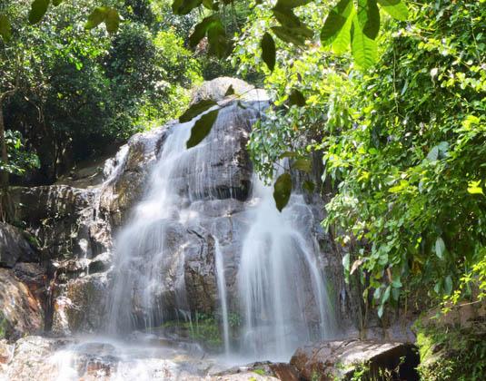 Namuang Waterfall Koh Samui