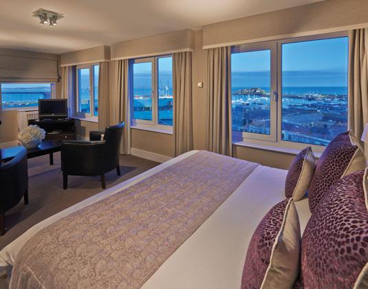 La Fregate - Bay View Room
