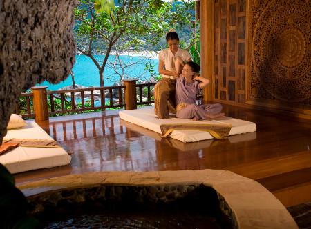 Santhiya Koh Phangan - Spa
