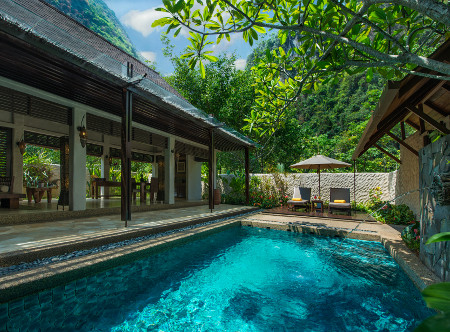 Banjaran Hotsprings Retreat - Garden Villa Plunge Pool
