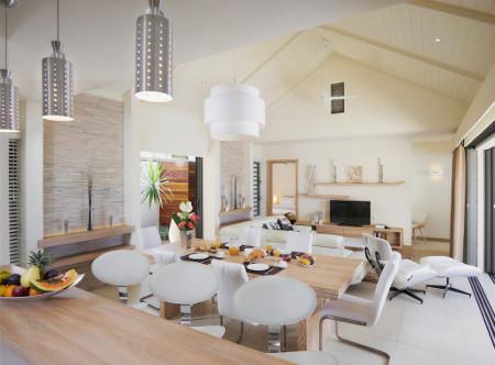 The Villas of Clos du Litoral - Living Room