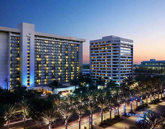 Anaheim Marriott - Exterior
