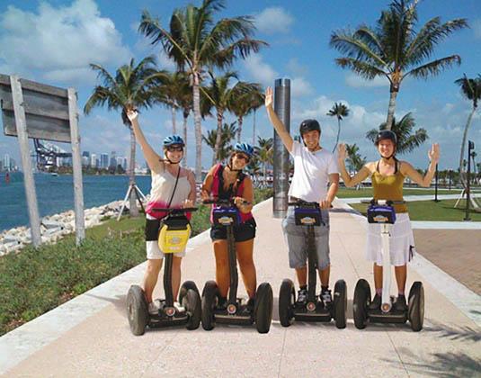 Miami Art Deco Segway Tour excursion