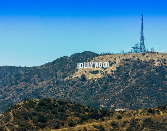 Hollywood Hills Guided hike excursion