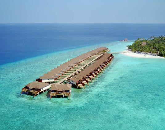 Reethi Faru - Water Villas and Water Villa Suites
