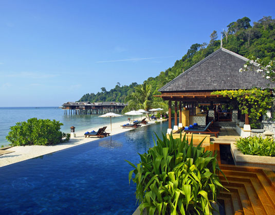 Pangkor Laut Resort Holidays