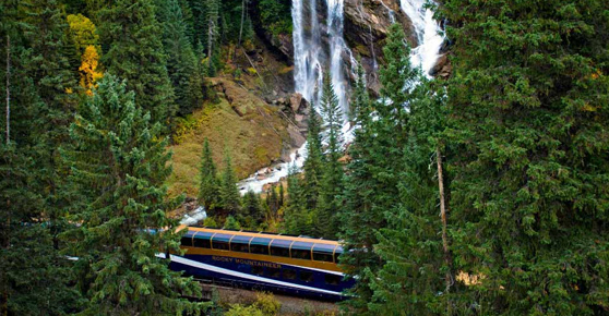 Canadian Rockies Circle Tour from £3999pp