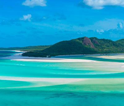 Central Queensland & Whitsundays