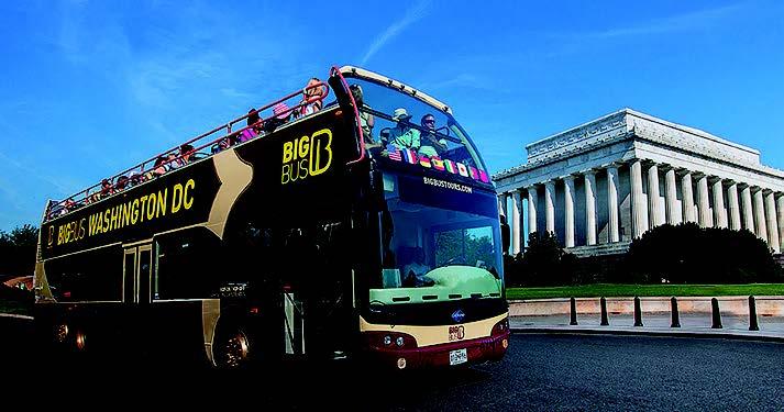 Big Bus Hop-on-hop-off Premium Tour excursion