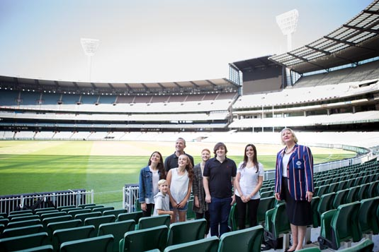 MCG & National Sports Museum excursion