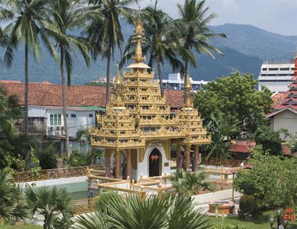 Penang Round Island