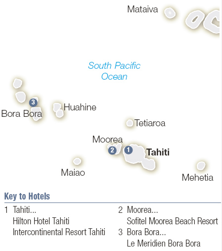 in tahiti - true knowledge Tahiti 80 fiji map and information, map of fiji, facts, figures and