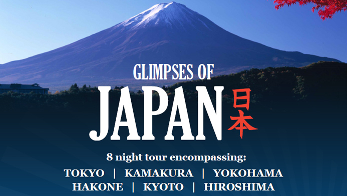 Glimpses of Japan