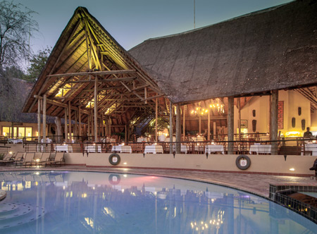 Chobe Safari Lodge Holidays