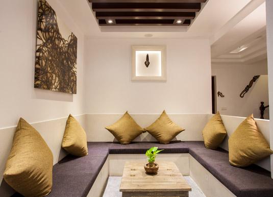 La Rose Suites - Lobby