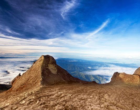 Mount Kinabalu St Johns Peak