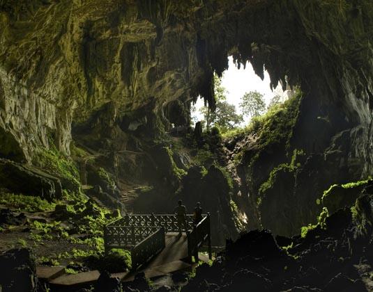 The Wind Cave, Kuching, Sarawak