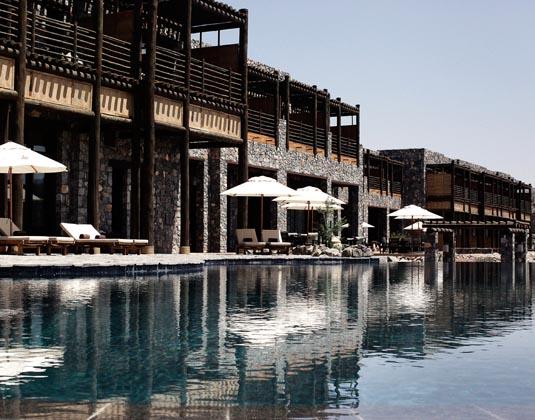 Alila Jabal Akhdar - Pool
