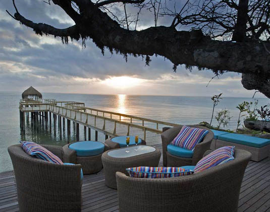Dugong Beach Lodge - Sunset