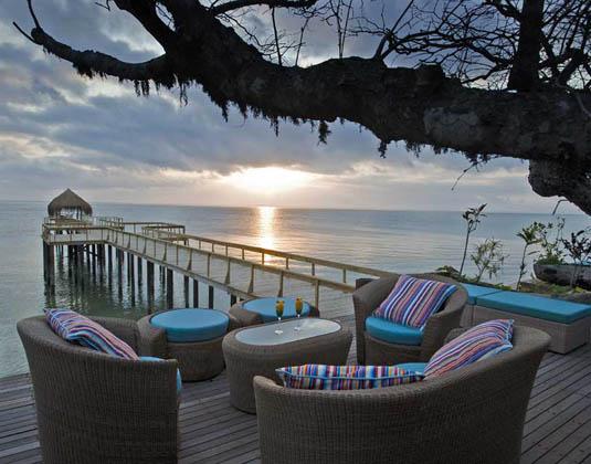 Dugong Beach Lodge - Sunset