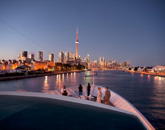 Toronto Dinner Cruise