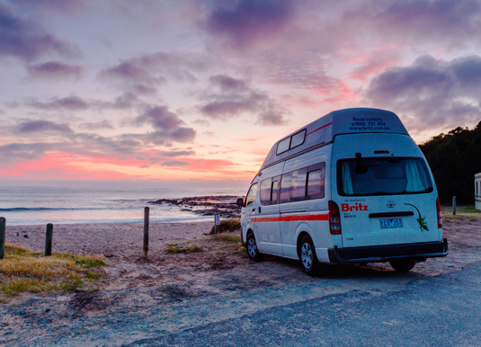 Perth Stay & Motorhome Holidays