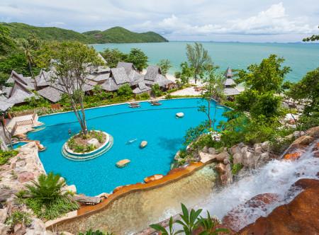 Santhiya Koh Yao Yai Resort & Spa - Main Pool