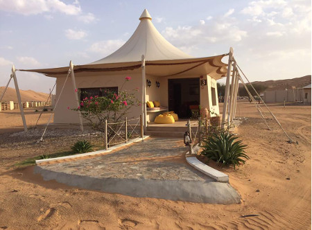 Desert Nights Camp - Tented suite