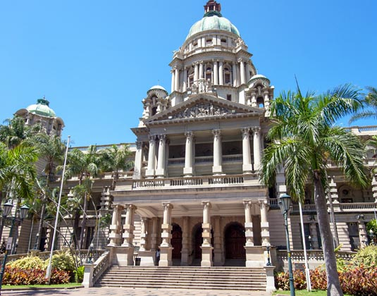 Durban City Tour excursion
