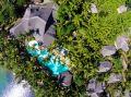 Ravintsara Wellness Hotel - Aerial