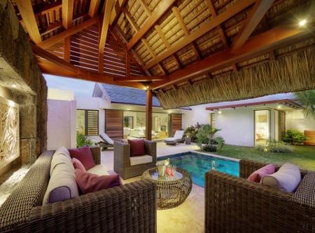 The Villas of Clos du Litoral - 3 Bed Villa Pool