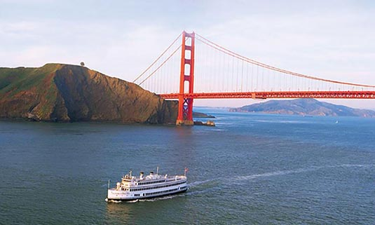 San Francisco Dinner Cruise excursion