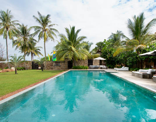 Knai Bang Chatt - Pool