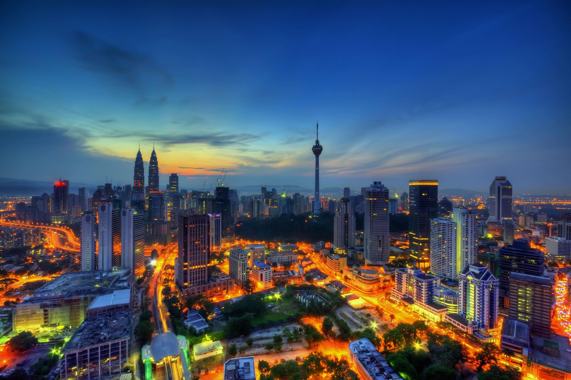 Kuala Lumpur & Borneo Holidays