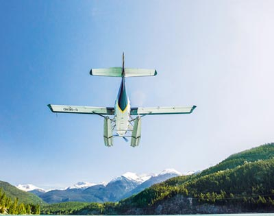 Ultimate Glacier Floatplane Tour excursion