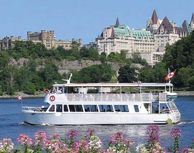 Ottawa River Cruise excursion