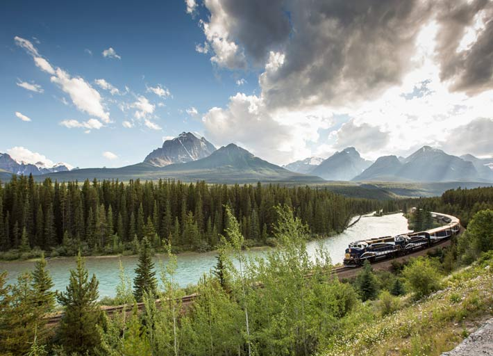 Canada with Rocky Mountaineer Holidays