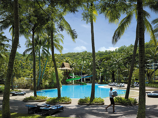 Shangri-La's Rasa Ria Resort & Spa - Pool