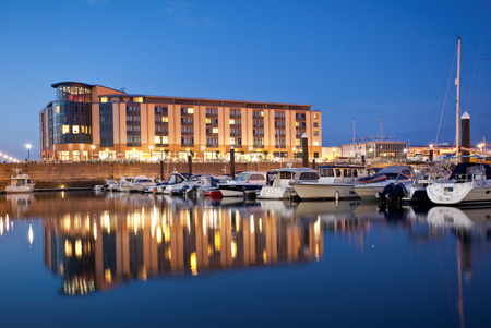 4* Jersey, Radisson Blu Waterfront Hotel Holidays