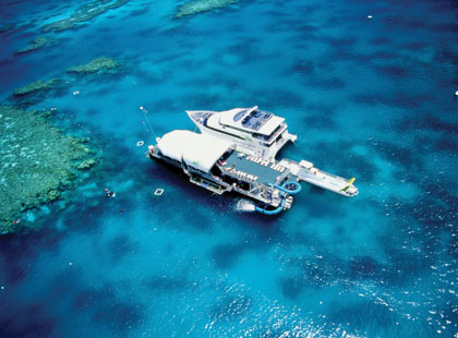 Great Barrier Reef Adventure (inc lunch) excursion