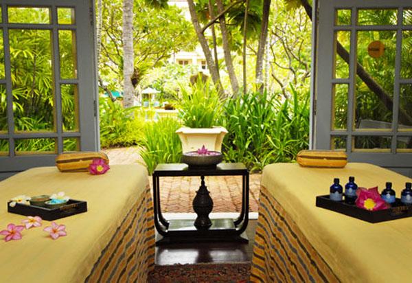 Raffles Grand d'Angkor spa