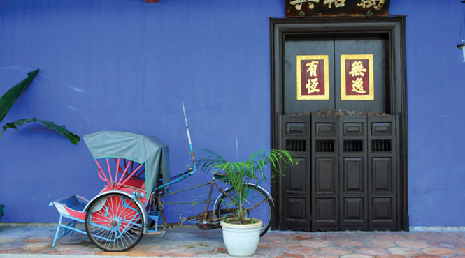 Discover Penang's old world charm