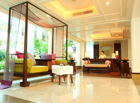 Dusit Thani Pattaya - Spa