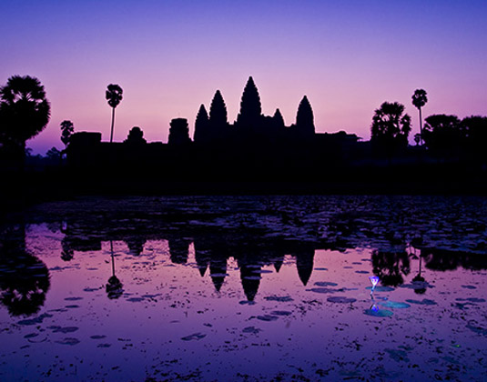 Siem Reap Sunset