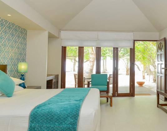Adaaran Select Hudaranfushi - Villa room